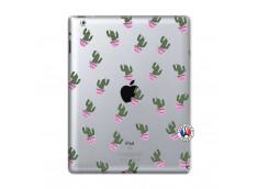Coque iPad 2 Cactus Pattern