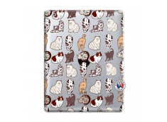 Coque iPad 2 Cat Pattern