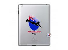 Coque iPad 2 Coupe du Monde Rugby- Nouvelle Zélande
