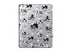 Coque iPad 2 Cow Pattern