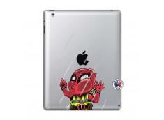 Coque iPad 2 Dead Gilet Jaune Impact