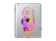 Coque iPad 2 Dreamcatcher Rainbow Feathers