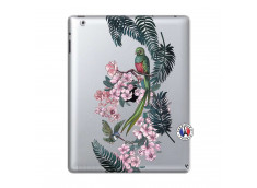 Coque iPad 2 Flower Birds