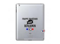 Coque iPad 2 Frappe De Batard Comme Benjamin