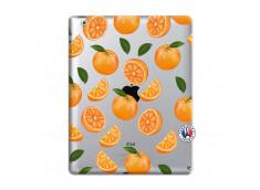 Coque iPad 2 Orange Gina
