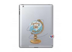 Coque iPad 2 Globe Trotter