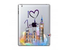 Coque iPad 2 I Love London