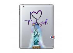 Coque iPad 2 I Love New York