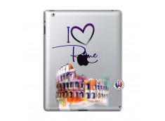 Coque iPad 2 I Love Rome
