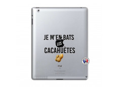 Coque iPad 2 Je M En Bas Les Cacahuetes