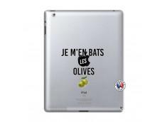 Coque iPad 2 Je M En Bas Les Olives
