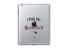 Coque iPad 2 Hybrid J' peux pas j'ai Quidditch