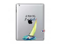 Coque iPad 2 Je Peux Pas J Ai Voile