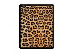 Coque iPad 2 Leopard Style Noir