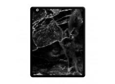 Coque iPad 2 Black Marble Noir