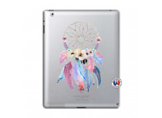 Coque iPad 2 Multicolor Watercolor Floral Dreamcatcher