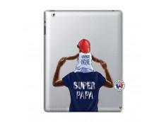 Coque iPad 2 Papa Super Heros