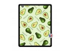 Coque iPad 2 Sorbet Avocat Noir