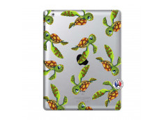 Coque iPad 2 Tortue Géniale