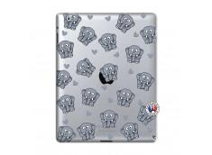 Coque iPad 2 Petits Elephants
