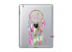 Coque iPad 2 Pink Painted Dreamcatcher