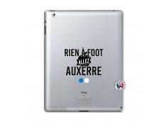 Coque iPad 2 Rien A Foot Allez Auxerre