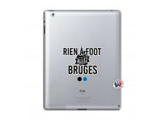 Coque iPad 2 Rien A Foot Allez Bruges