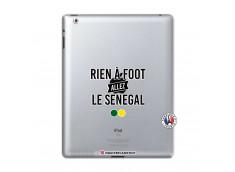 Coque iPad 2 Rien A Foot Allez Le Senegal