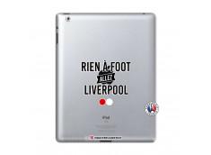 Coque iPad 2 Rien A Foot Allez Liverpool