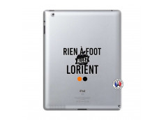 Coque iPad 2 Rien A Foot Allez Lorient