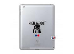 Coque iPad 2 Rien A Foot Allez Lyon