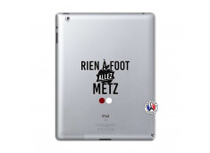 Coque iPad 2 Rien A Foot Allez Metz