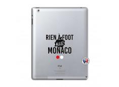 Coque iPad 2 Rien A Foot Allez Monaco