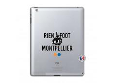 Coque iPad 2 Rien A Foot Allez Montpellier