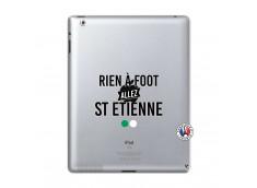 Coque iPad 2 Rien A Foot Allez St Etienne