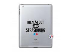 Coque iPad 2 Rien A Foot Allez Strasbourg