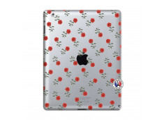 Coque iPad 2 Rose Pattern
