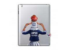 Coque iPad 2 Super Maman Et Super Bébé