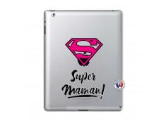 Coque iPad 2 Super Maman