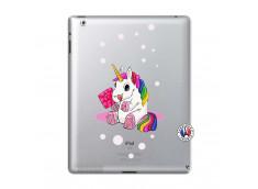 Coque iPad 2 Sweet Baby Licorne
