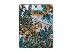 Coque iPad 2 Leopard Jungle