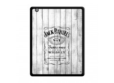 Coque iPad 2 White Old Jack Noir