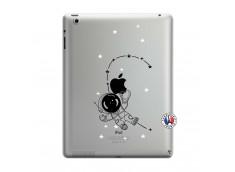 Coque iPad 3/4 Retina Astro Girl