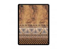 Coque iPad 3/4 Retina Aztec Deco Noir