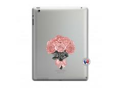 Coque iPad 3/4 Retina Bouquet de Roses