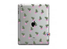 Coque iPad 3/4 Retina Cactus Pattern