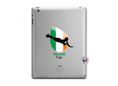 Coque iPad 3/4 Retina Coupe du Monde Rugby-Ireland
