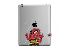 Coque iPad 3/4 Retina Dead Gilet Jaune Impact