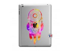 Coque iPad 3/4 Retina Dreamcatcher Rainbow Feathers