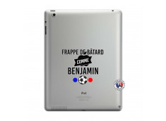 Coque iPad 3/4 Retina Frappe De Batard Comme Benjamin
